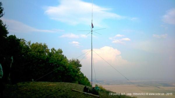 foto: exp. Trnaváci /p Slepý vrch, JN88QK