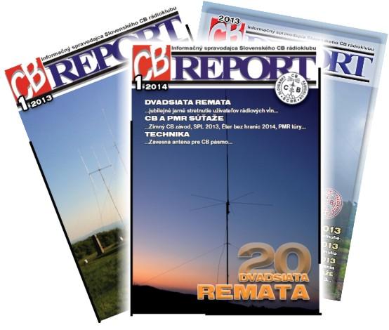 CB REPORT 1/2014
